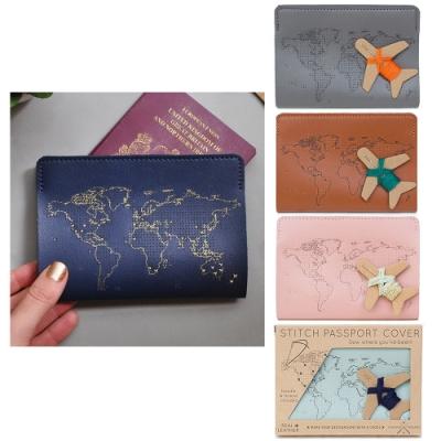 Chasing Threads 親愛的旅伴 護照夾優惠兩入組合
