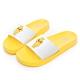 DISNEY-俏皮維尼休閒拖鞋-白黃-DW61591B product thumbnail 1
