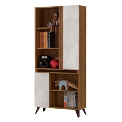MUNA 緹諾2.7尺書櫃 80X32X181cm