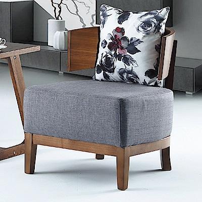 AS-馬克休閒椅-60x65x65cm