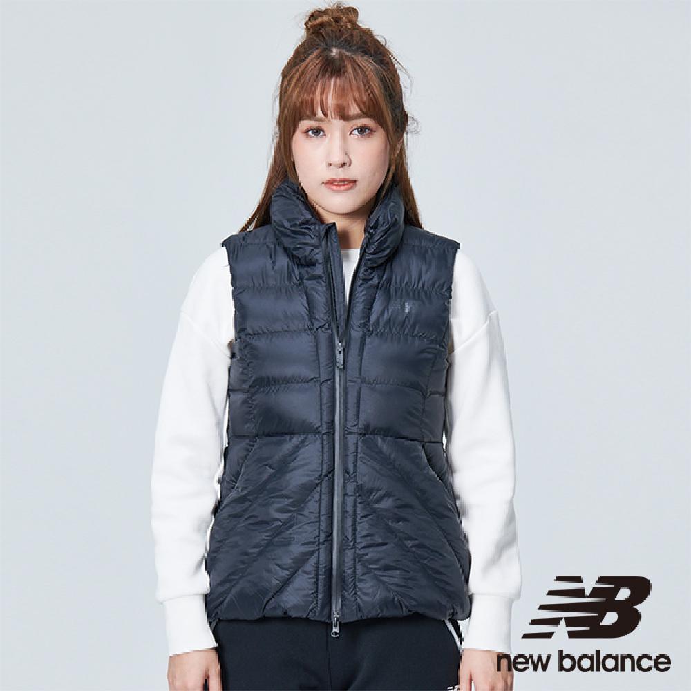 New Balance 保暖鋪棉背心 AWV83514BK 女性 黑色