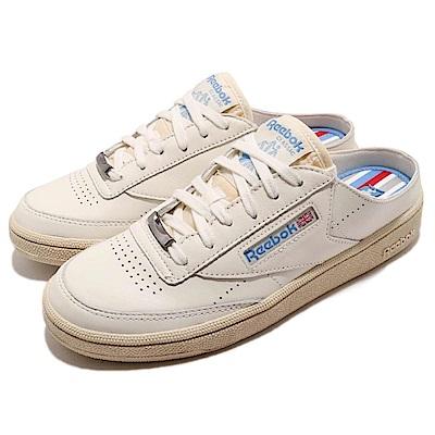 Reebok 休閒鞋 Club C 85 Mule 女鞋