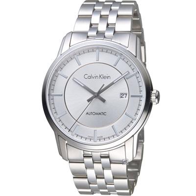 Calvin Klein Infinite系列自動上鍊機械錶(K5S34146)