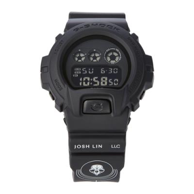 CASIO卡西歐 G-SHOCK 鼠年限定款 DW-6900BBTNY-1_50mm
