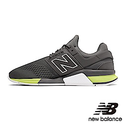 New Balance 復古鞋 MS247TG 中性 灰