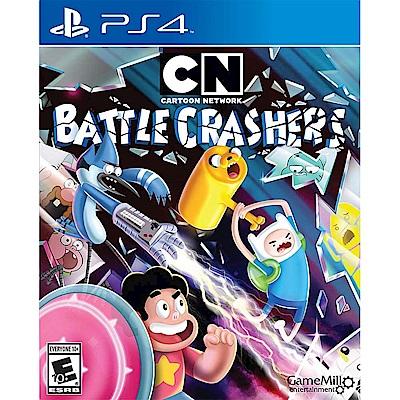 卡通頻道大亂鬥 Cartoon Network - PS4 英文美版