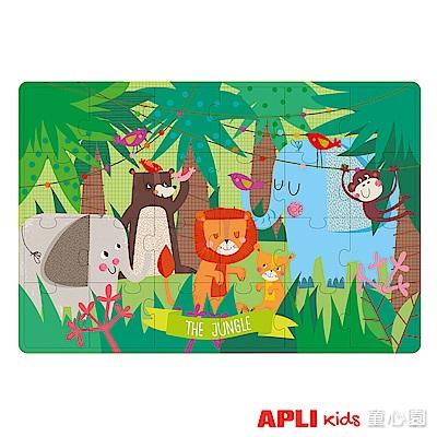 西班牙APLI 叢林動物拼圖(3Y+)