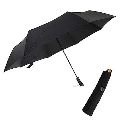 【收納皇后】三隻小熊特殊傘面奈米防潑水自動開收傘