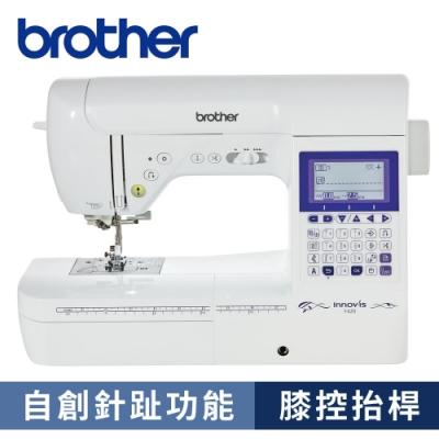 日本brother 手作達人電腦型縫紉機  F-420