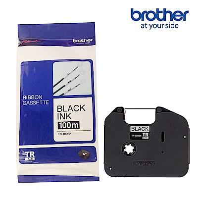 Brother TR-100BK 12mm 套管標籤機碳帶(長度100米)