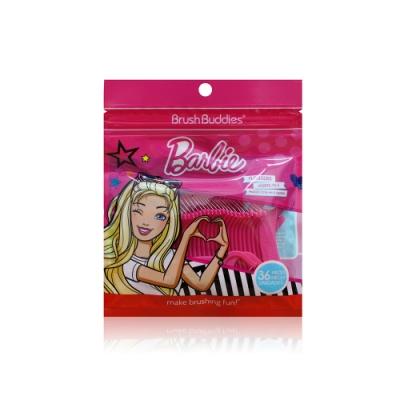 美國熱銷卡通 Barbie 兒童牙線棒(36入)