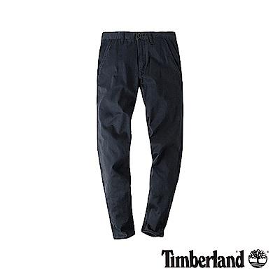 Timberland 男款深海軍藍直筒休閒褲 A1HD1