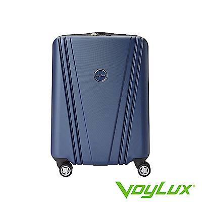 VoyLux伯勒仕-VITALITY系列V型21吋硬殼登機箱-藍色 3788120