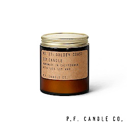 美國 P.F. Candles CO. No.21 黃金海岸 手工香氛蠟燭 99g