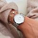 CLUSE Pavane 鑽石系列腕錶(銀框/白色錶面/銀色不鏽鋼錶帶) 38mm product thumbnail 1