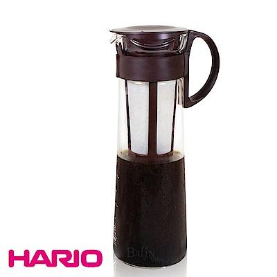 HARIO 附濾網 咖啡冷泡壺1000ml/<b>2</b>色隨機 (MCPN-14CBR)