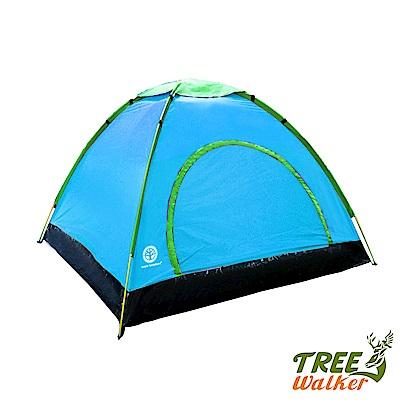 Tree Walker 溫馨家庭四人帳篷