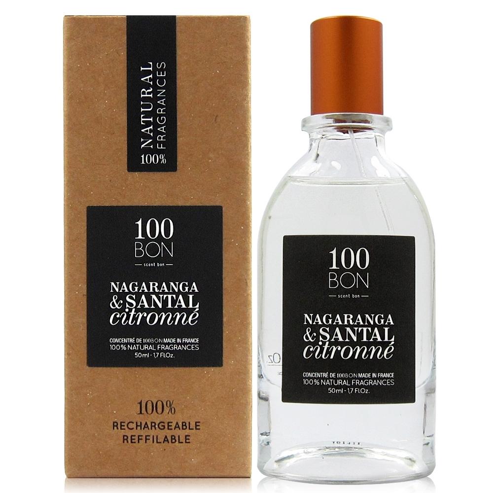 100BON CONCENTRE NAGARANGA EDP 甜橙&檀香香精50ml