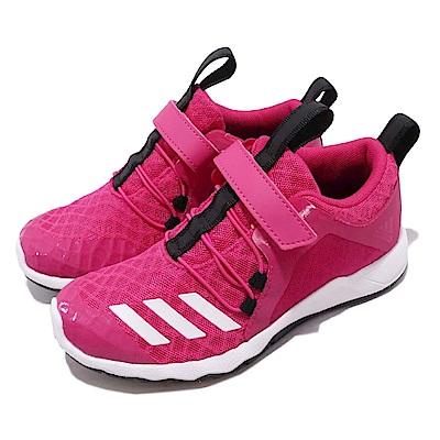 adidas 慢跑鞋 RapidaFlex EL 童鞋