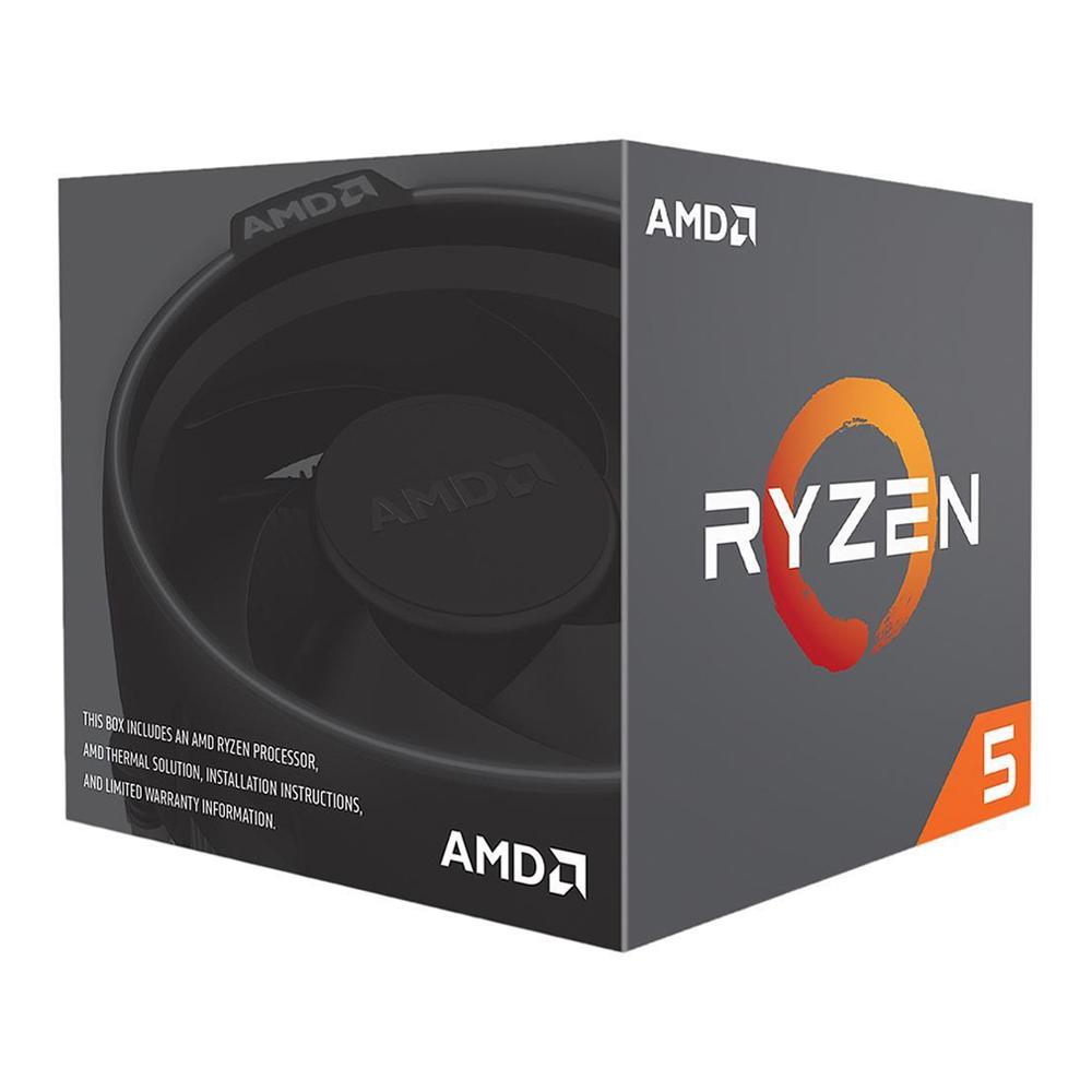 AMD Ryzen 5 2600 3.4GHz 六核心處理器