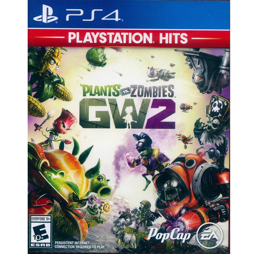 植物大戰殭屍:花園戰爭 2 Plants vs. Zombies GW2-PS4中英文美版