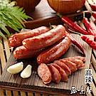 正味馨 紅麴紹興香腸(麻辣)600g/包