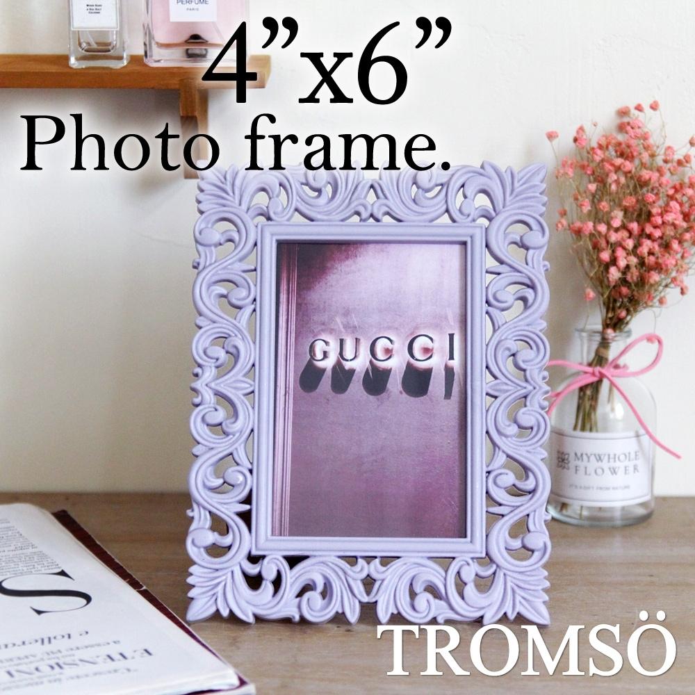 TROMSO皇家巴洛克4x6相框-巴洛克紫
