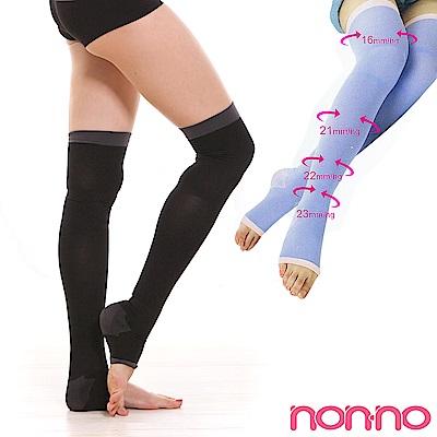 non-no儂儂 塑腿襪睡眠襪 200丹美腿塑腿型(單雙)