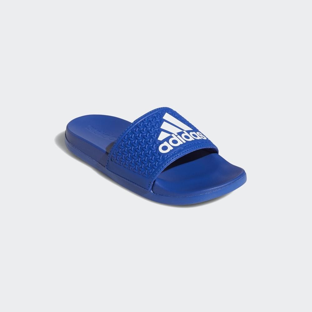 adidas ADILETTE CLOUDFOAM PLUS 運動拖鞋 男童/女童 EG1870