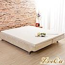 (618限定))LooCa 法國防蹣防蚊技術5cmHT乳膠舒眠床墊加大6尺-共二色