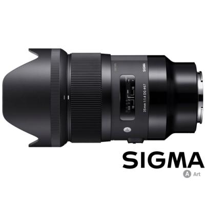 SIGMA 35mm F1.4 DG HSM ART for L-Mount (公司貨)