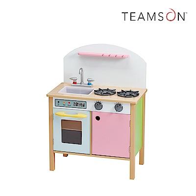 Teamson 小廚師徹斯特經典玩具廚房