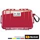 美國 PELICAN 1040 Micro Case 微型防水氣密箱-(紅) product thumbnail 1