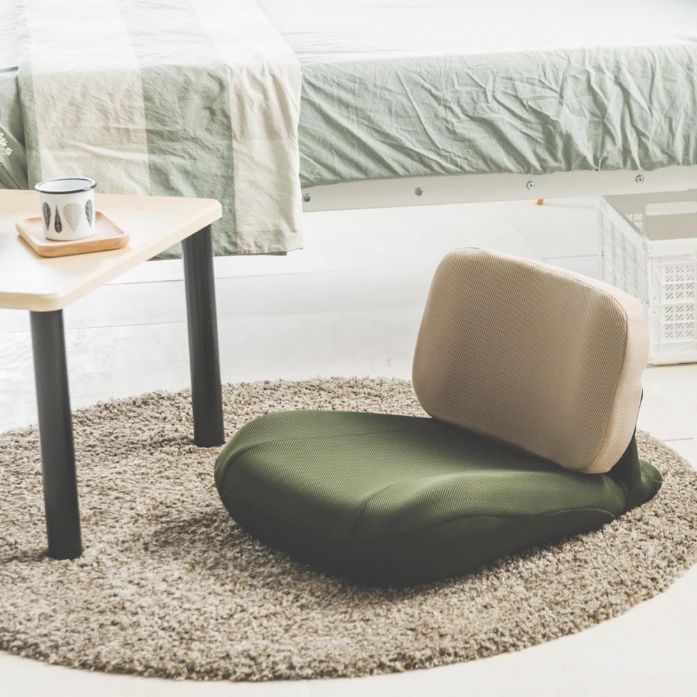 Home Feeling 日式美姿伸展和室椅/沙發椅/單人沙發(3色)-48x60x32cm