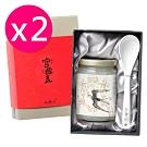 品御方 淨燕盞禮盒2入(350g/瓶)