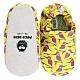 英國 POCONIDO 手工嬰兒鞋 (金黃翡翠鳥) product thumbnail 1