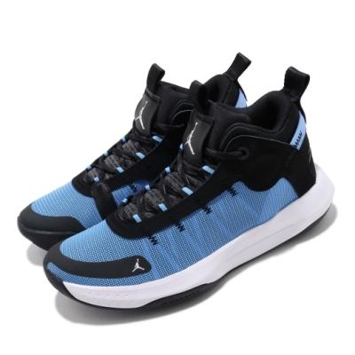 Nike 籃球鞋 Jumpman 2020 運動 男鞋 喬丹 避震 包覆 XDR外底 球鞋 穿搭 藍 黑 BQ3448400