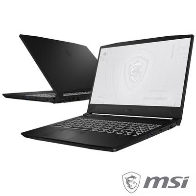 MSI微星 WF66 11UI-482TW 15.6吋工作站繪圖筆電(i7-11800H/T1200 4G獨顯/16G/1TB PCIe SSD/Win10 Pro)