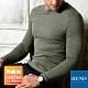 HENIS 熱纖維 黃金3機能 奇蹟發熱衣 (咖啡/橄欖綠) product thumbnail 1