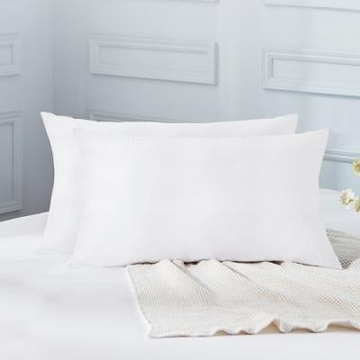 澳洲Simple Living 針織吸濕透氣釋壓記憶枕-二入(台灣製)