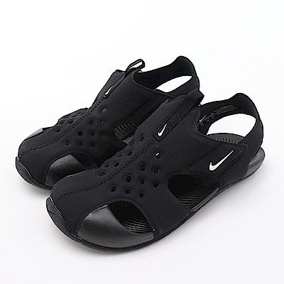 NIKE-SUNRAY PROTECT 2中童休閒鞋-黑