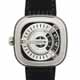 SEVENFRIDAY M1-01 設計師工藝自動上鍊機械錶x銀x黑/47mm