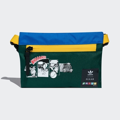 adidas DISNEY PIXAR 腰包 男/女 HE3083