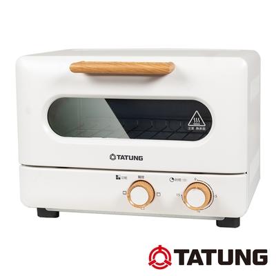 大同 9L雪白木紋經典烤箱