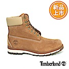 Timberland 男款淺棕色Radford麂皮6吋靴