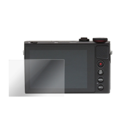 Kamera 9H 鋼化玻璃保護貼 for Canon PowerShot G9 X / G9X / 相機保護貼 / 贈送高清保護貼