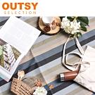 【OUTSY嚴選】限量花布系列輕量野餐墊
