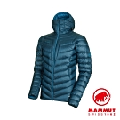【Mammut】Broad Peak 羽絨外套 藍 男款 #1013-01140
