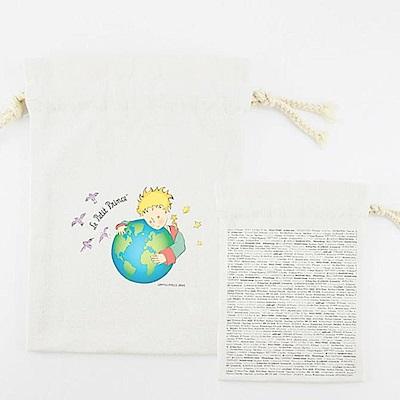 經典小王子 10第七個星球-地球(束口袋-中)