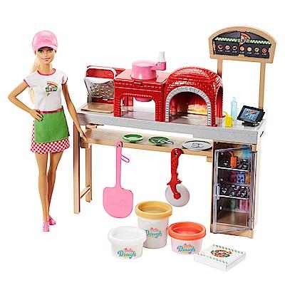 MATTEL 芭比比薩廚師遊戲組(3Y+)
